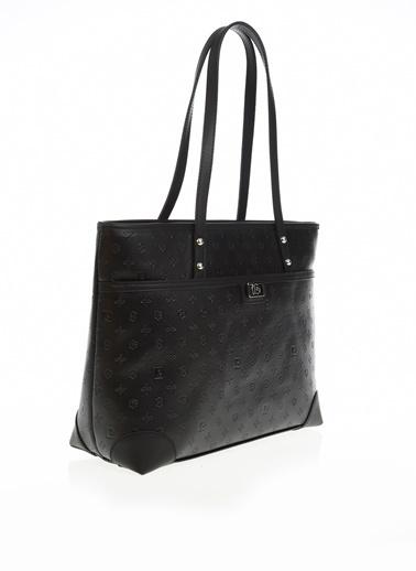 Pierre Cardin Kadın   Omuz Çantası 05PO16K1392-F S Siyah